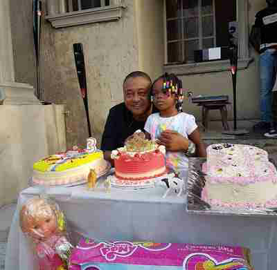 Jide Kosoko's grand daughter marks birthday in style (photos)