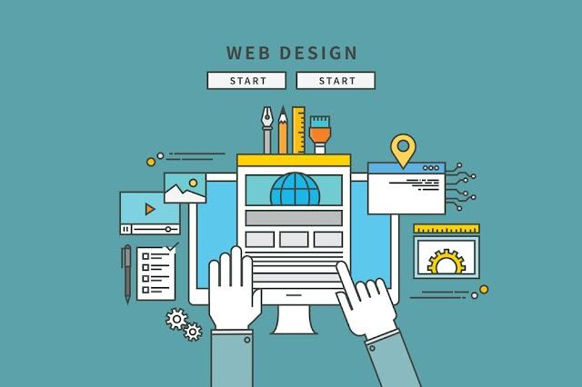 What is custom web development?
