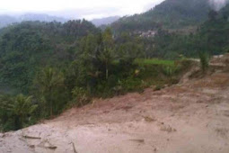 Tanah Longsor Sukabumi