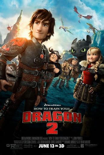 Πώς να Εκπαιδεύσετε το Δράκο σας 2 (How To Train Your Dragon) Poster