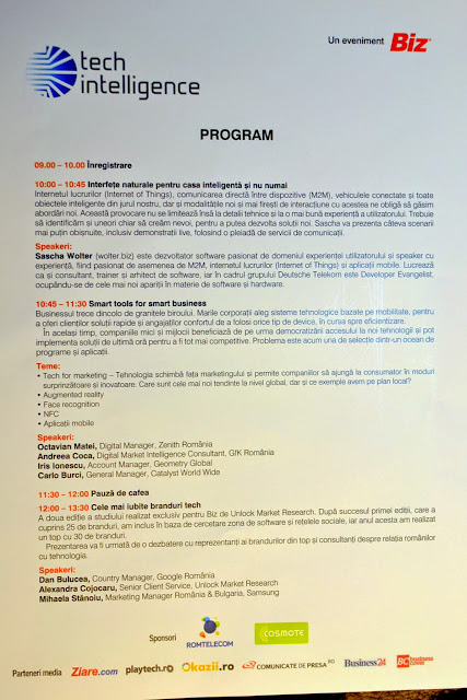 Tech Intelligence Conference, Hotel Howard Johnson 000d