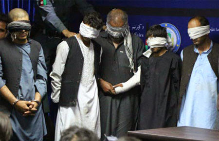 Rakyat Afganistan tuntut eksekusi secara terbuka dihadapan publik bagi para pemerkosa