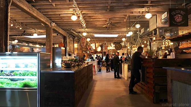 Gansevoort Market gluttony in nyc's gansevoort market • cultural xplorer