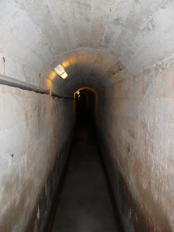 A Kinmen il y a de nombreux tunnels tant militaires que civils, mais on n a pas vu les abris civils