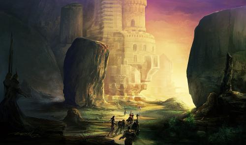 Dark Fantasy Land, Elven Girls