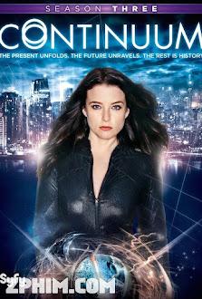 Cổng Thời Gian 3 - Continuum Season 3 (2014) Poster