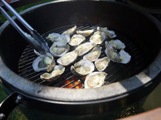 Oyster Pan Fry