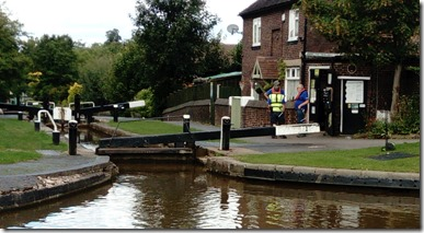 7 vols at atherstone top lock