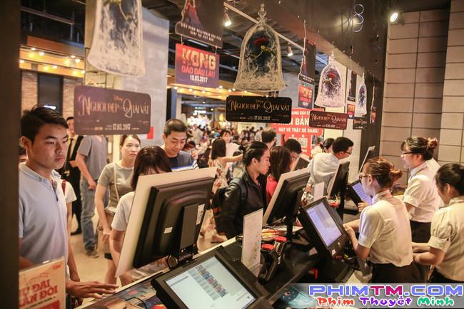 Khán giả Việt Nam nô nức đi xem Kong: Skull Island dịp cuối tuần - Ảnh 1.