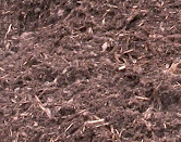 DARK HEMLOCK BARKDUST - Contains fewer slivers than Fir barkdust. Recommended for those with children, pets, or those who will be working in it often.