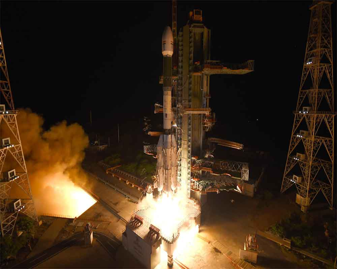 Mission Failed: The cryogenic stage of ISRO's GSLV F10 failed to ignite