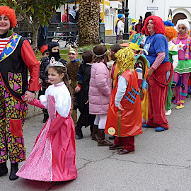 Carnaval Infantil - Puebla de la Calzada