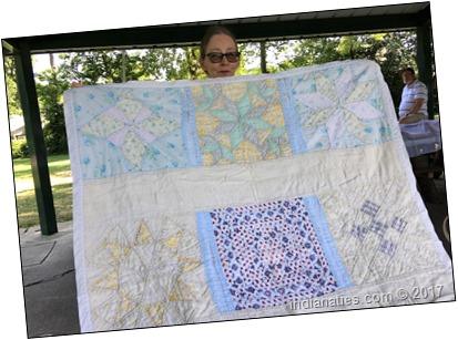 Pat Holzer's Quilt