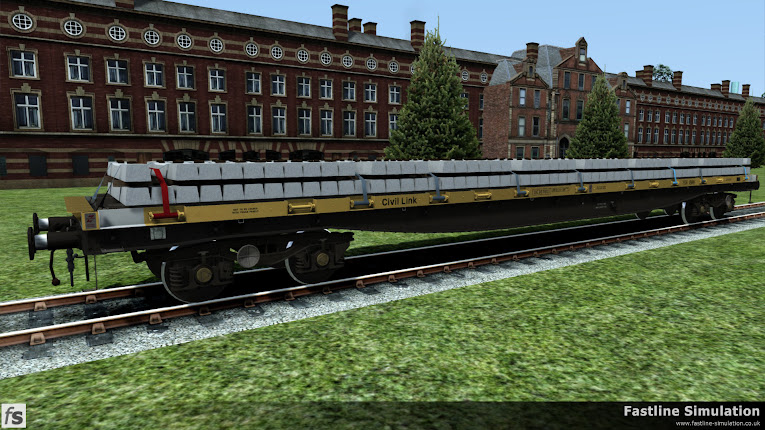 Fastline Simulation: YQA Parr Wagon Pack