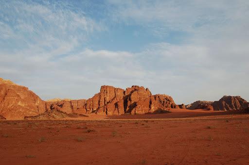 Долина Wadi Rum