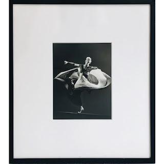 Gjon Mili Flamenco Dancer Photograph