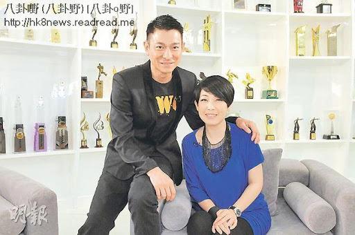黎芷珊邀得一班重量級型男如劉德華接受她的《最佳男主角》訪問。