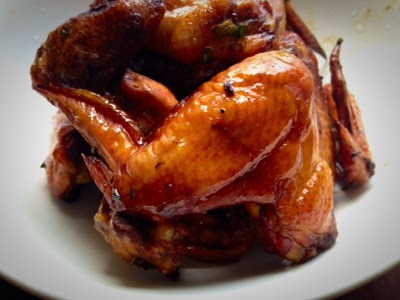 AIP no soy chicken wings