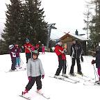Zweiter Skitag