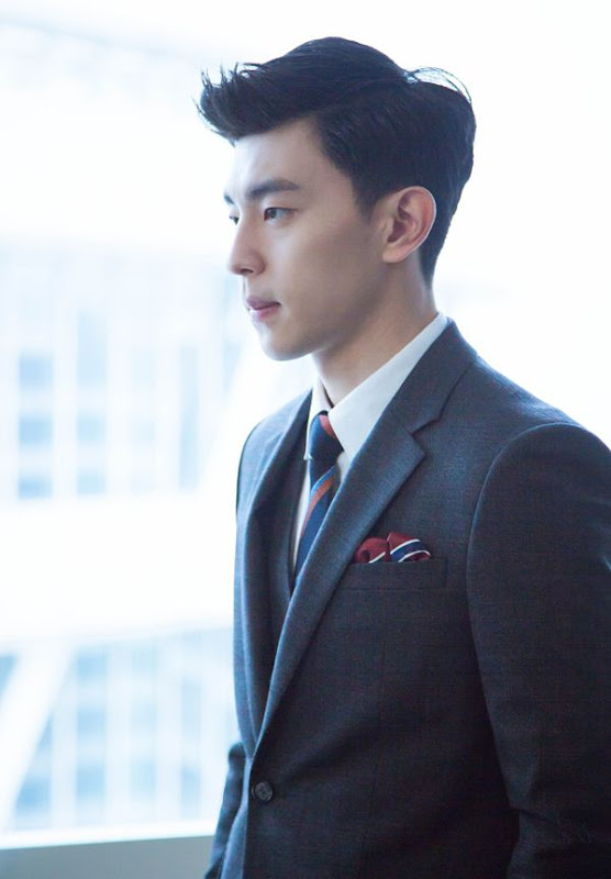 Allen Deng Lun China Actor