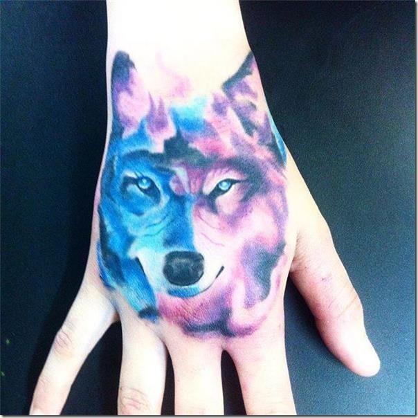Tatuajes De Lobo Que Impresionan A Cualquiera Tatuajes247
