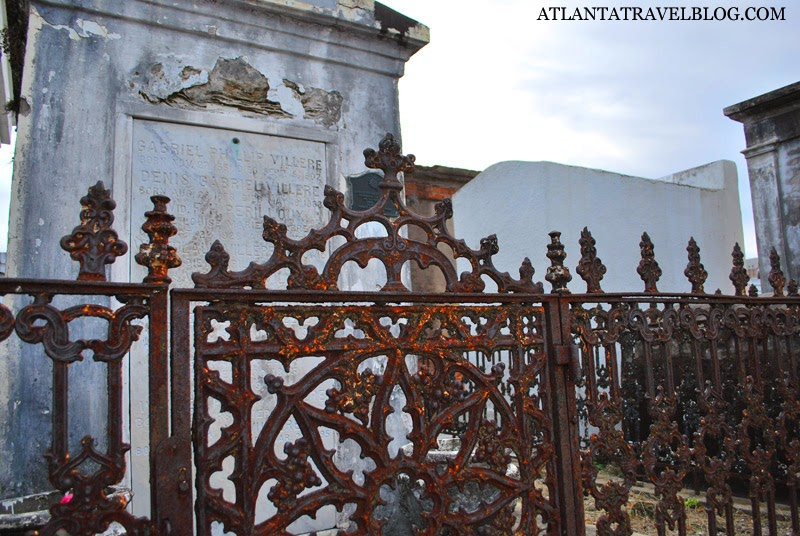 Saint Louis Cemetery, New Orleans