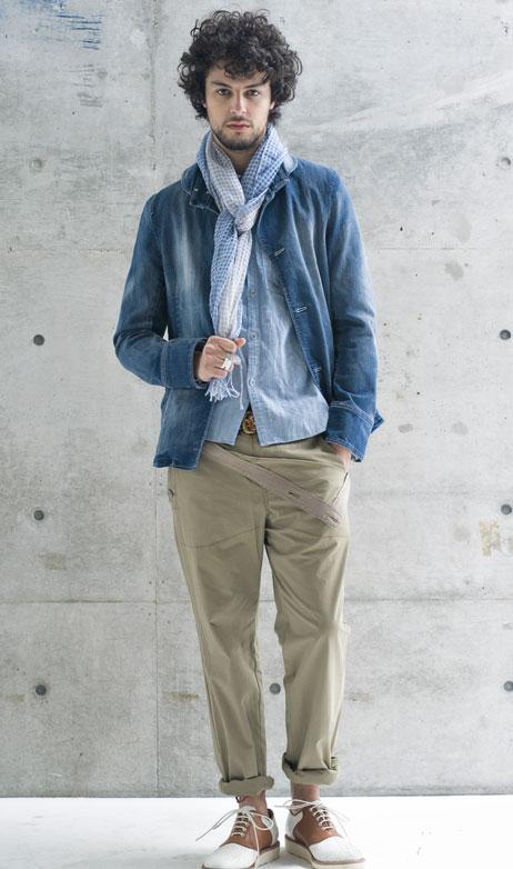 4ac78acf32a8c メンズファッションで安定した人気のワークスタイル - カラブロ2
