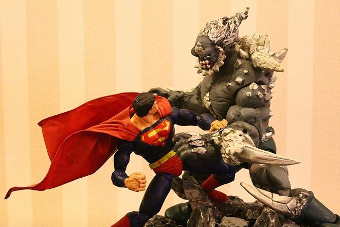 sharpen superman