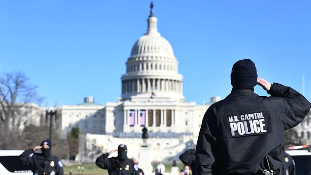 Capitol Police To Open Offices in California and Florida 'To Investigate Threats To Members Of Congress'