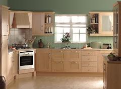Tủ bếp đẹp MS-97