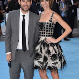OIC - ENTSIMAGES.COM - Doug Ellin and Maddie Diehl at the Entourage - UK film premiere  in London 9th June 2015  Photo Mobis Photos/OIC 0203 174 1069