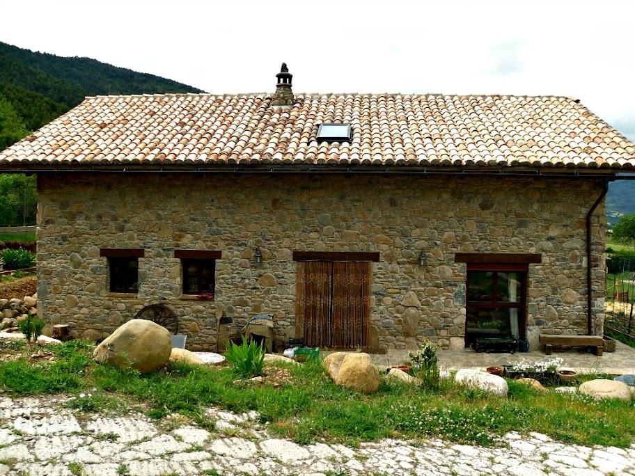 Albergue A'noguera, Castiello de Jaca, Huesca, Camino Aragonés
