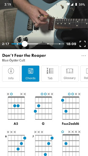 Guitar Lessons, Bass & Ukulele | Fender Play 2.6.6 screenshots 2