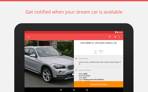 Used cars for sale - Trovit 4.47.5 screenshots 12