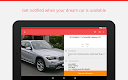 screenshot of Used cars for sale - Trovit