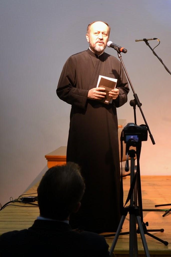 Conferinta Despre martiri cu Dan Puric, FTOUB 046