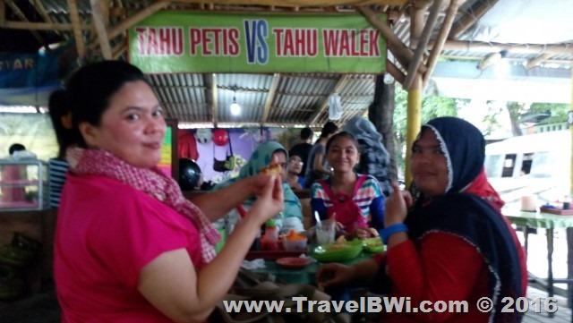 Paket Tour Wisata Travel BWi Banyuwangi - Kuliner Tahu Walik Banyuwangi