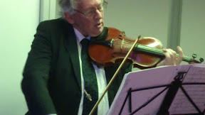 Muzikale omlijsting. Piet Kommers