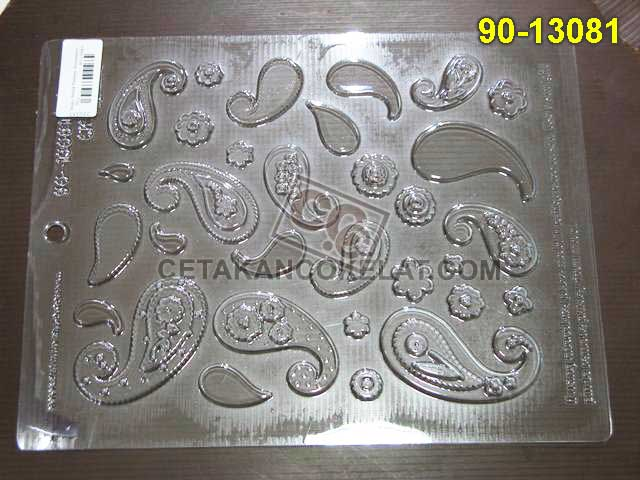 Cetakan Coklat 90-13081