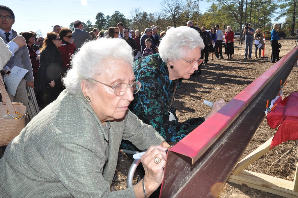UACCH-Texarkana Creation Ceremony & Steel Signing - DSC_0258.JPG