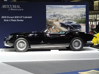 2018.02.11-046 Artcurial Motorcars Ferrari 250 GT cabriolet