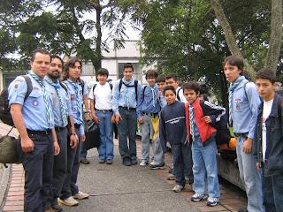 Tropa IV Turzagas: 18 de Marzo de 2006