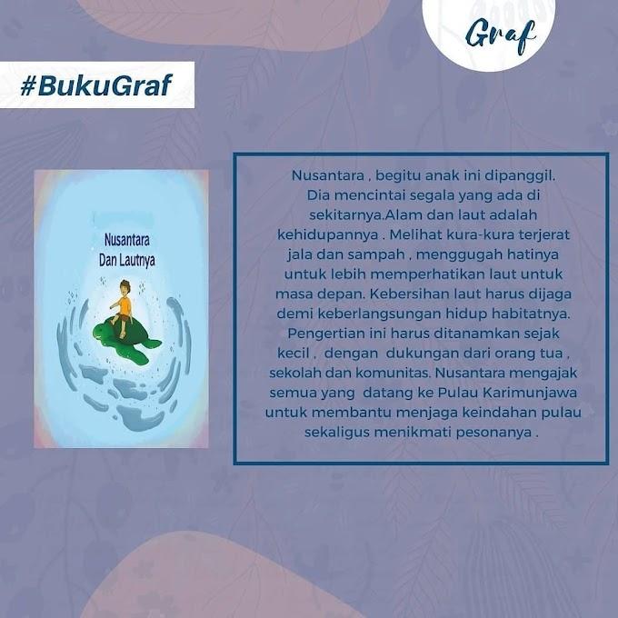 Buku Anak Nusantara dan Lautnya