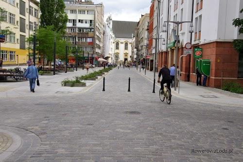 Ulica tylko dla pieszych i rowerzystów? Tak to się robi!