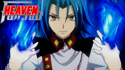 CardFight! Vanguard Link Legion Mate Hen - Ep 06