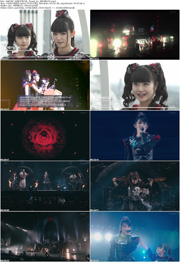 [TV-Variety] BABYMETAL Road to WEMBLEY ~Live & Interview~ (2016.05.04/MP4/4.07GB)