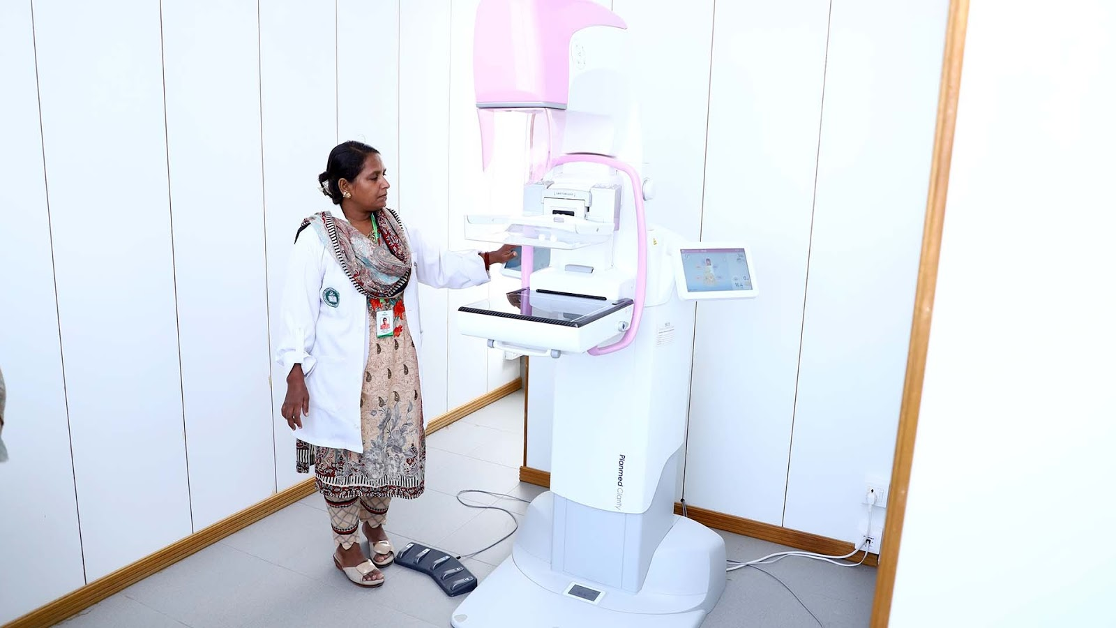 Introduction of Modern Medical Equipment by the Patients' Aid Foundation (PAF) at JPMC