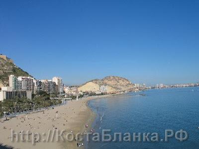 Пляж на Ибице, CostablancaVIP
