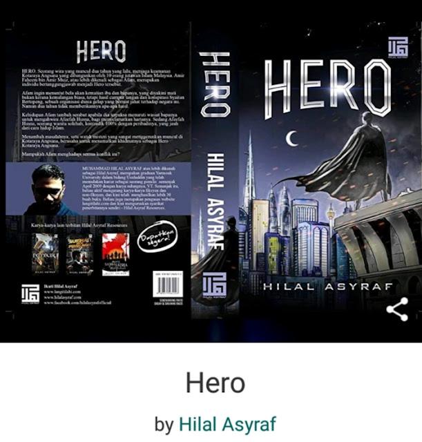 Hero oleh Hilal Asyraf