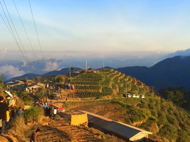 How to Get to Sitio La Presa of Forevermore TV Series